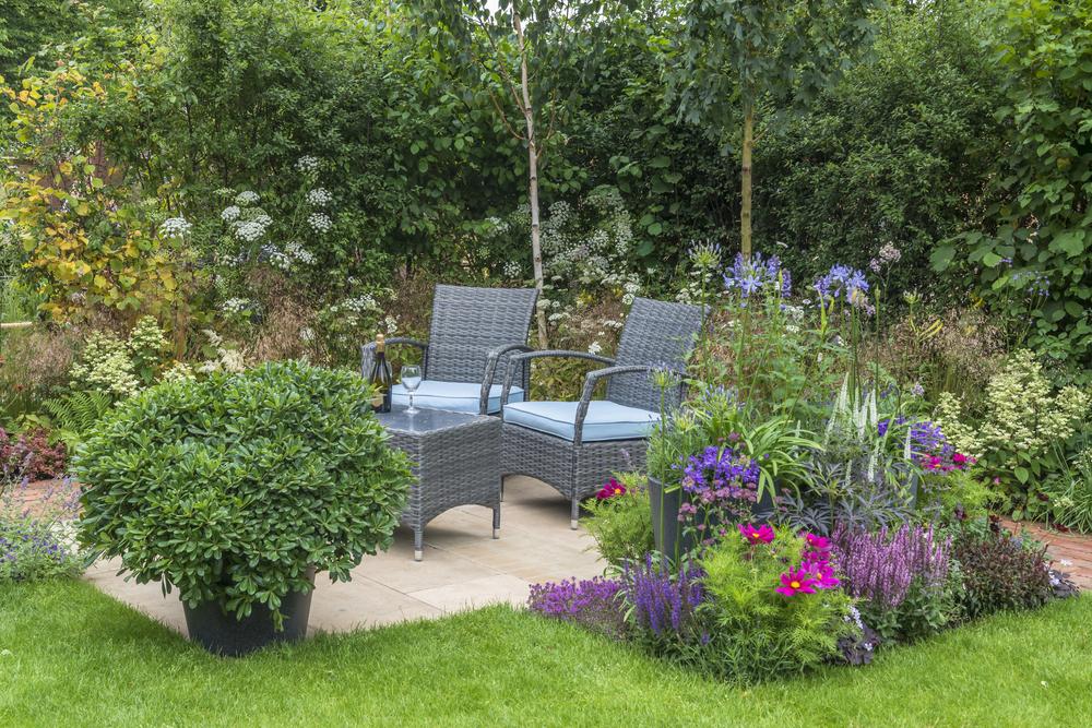 aanbieding loungeset tuin